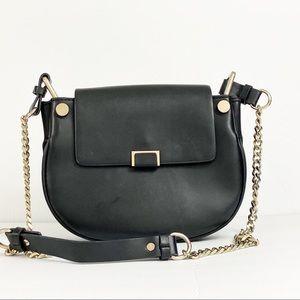 Zara basic crossbody bag